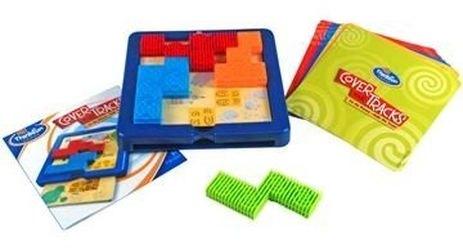 Настольная игра-головоломка Спрячь свои следы ThinkFun  фотография 2