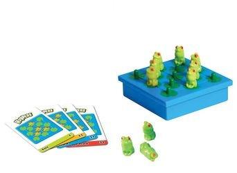 Настольная игра-головоломка Лягушки-непоседы ThinkFun  фотография 2