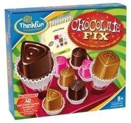 Настольная игра-головоломка Шоколадный набор ThinkFun  фотография 1