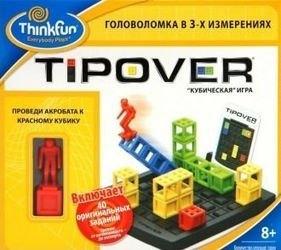 Фото Настольная игра-головоломка Кубическая игра ThinkFun