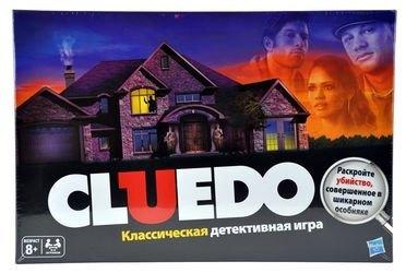 Фото Настольная игра Клуэдо (обновленная версия)