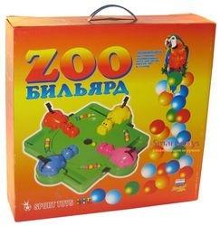 Настольная игра Зообильярд (Голодные бегемотики) фотография 3