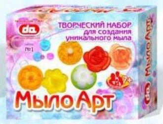 """Фото Набор для изготовления мыла """"Цветы"""""""