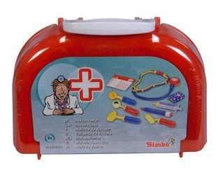 Фото Игрушечный Набор доктора 10 предметов в чемоданчике