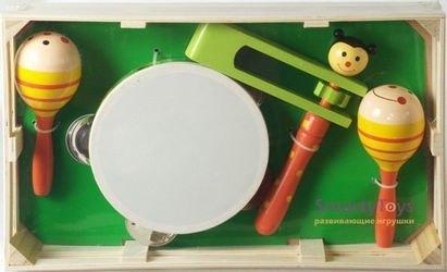 Фото Детский музыкальный набор №2 (Д094)