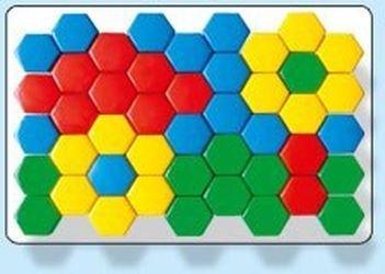 Мозаика для самых маленьких (50 фишек, 40мм) фотография 2
