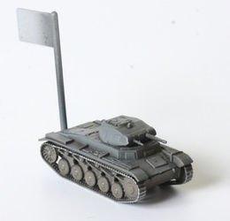 Сборная модель Немецкий танк Т-2 (6102) фотография 3