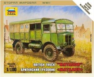 """Фото Сборная модель Британский грузовик """"Матадор"""" (6175)"""