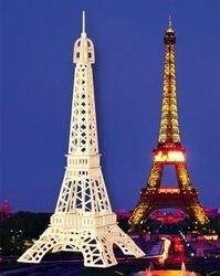 Фото Сборная деревянная модель  Эйфелева башня (П030)