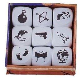 Фото Настольная игра Реальные кубики
