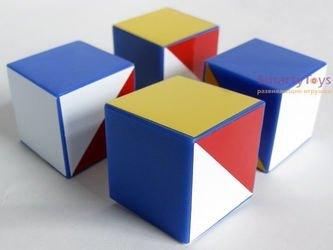 Игры Никитина Сложи узор (пластмасса, Корвет) фотография 3