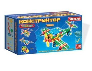 Конструктор Техно Самолёт (02020) фотография 1