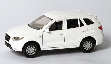 Фото Модель Hyundai Santafe 1:32 (18810)