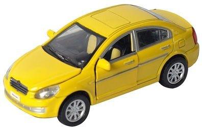 Фото Модель Hyundai Verna 1:32 (звук+свет, 872)