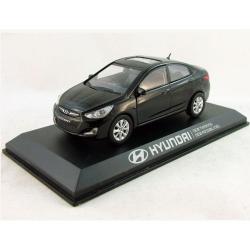 Фото Коллекционная модель Hyundai Solaris/Accent 1:38 (PS-01)