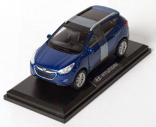 Фото Коллекционная модель Hyundai ix35 1:38 (PS-04)