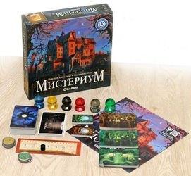 Фото Настольная игра Мистериум
