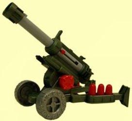 Детская игрушечная Пушка пневматическая (С-33) фотография 4