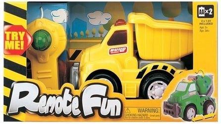 Фото Игрушечный грузовик на дистанционном управлении (13201)