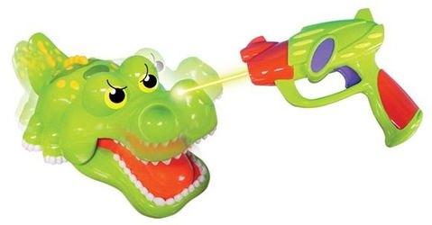 Фото Крокодил со световым пистолетом (86691)