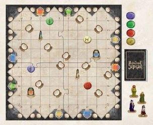 Настольная игра Лабиринт зеркал фотография 3