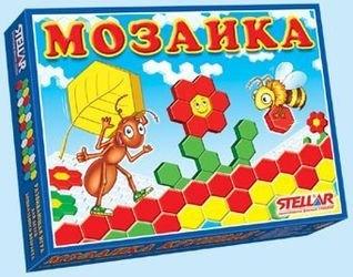 Мозаика для детей крупная 1 (01001) фотография 1