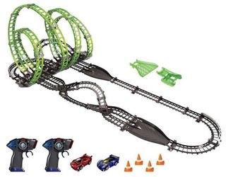 Фото Трек на р/у 3DX-TREK Вихрь (2 машинки, длина трека 11 метров) 82396
