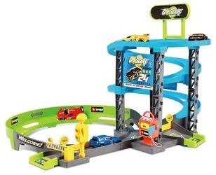 Фото Детский паркинг с Трассой (GO GEAR) с 1-й инерционной машиной  (18-30261)