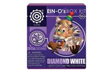 """Фото Набор для выращивания кристаллов """"Белый бриллиант"""""""