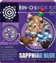 """Фото Набор для выращивания кристаллов """"Голубой сапфир"""""""