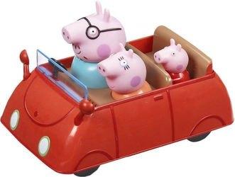 """Фото Свинка Пеппа. Игровой набор """"Машина семьи Пеппы"""" (15551)"""