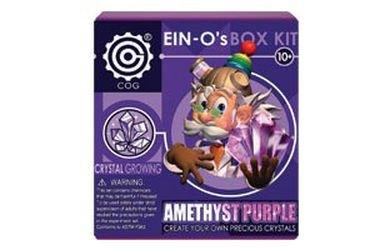 """Фото Набор для выращивания кристаллов """"Пурпурный аметист"""""""