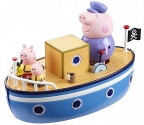 "Фото Свинка Пеппа. Игровой набор ""Морское приключение"" (15558)"