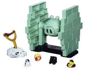 """Фото Настольная игра Дженга """"Истребитель класса Тай"""" Звездные войны  Angry Birds"""