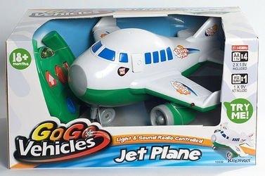 Фото Самолет на дистанционном управлении (13532)