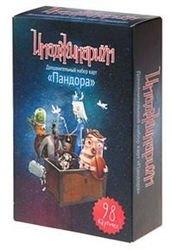 Фото Настольная игра Имаджинариум Пандора (дополнительные карточки к игре Имаджинариум)