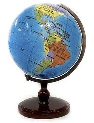 Фото 3D Пазл Глобус мира политический (240 дет., диаметр 15 см