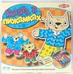 Фото Настольная игра Котята в пижамах