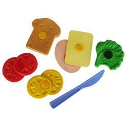 Фото Игрушечный набор на липучках Бутерброд (21031)