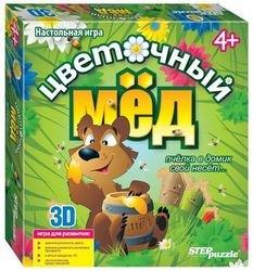 Фото Настольная игра 3D Цветочный мед