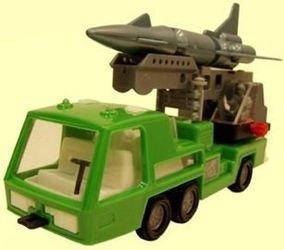 Игрушка Ракетовоз Супер-мотор (С-30-Ф) фотография 1