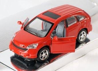"""Фото Модель металлическая """"Honda CR-V"""" 1:32 (L001)"""