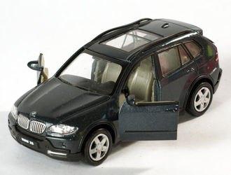 """Фото Модель металлическая """"BMW X5"""" 1:32 (25005А)"""