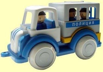 Фото Игрушка машина Полиция (С-161-Ф)
