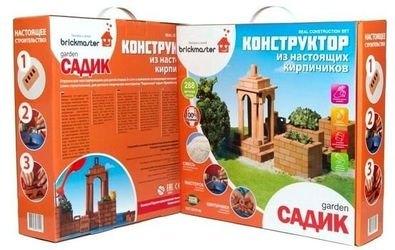 """Фото Конструктор из кирпичиков """"Садик"""" (102)"""