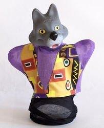 "Фото Кукла-перчатка ""Волк"" (11020/11112)"
