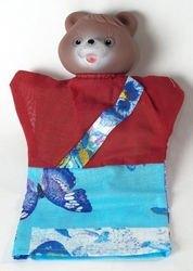 """Фото Кукла-перчатка """"Мишутка"""" (11054)"""