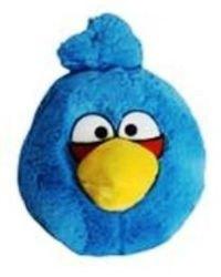 Мягкая игрушка Angry Birds Синяя птица 20 см (КАВ009) фотография 1