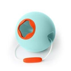 Фото Детское ведерко для воды Ballo винтажный синий с оранжевым