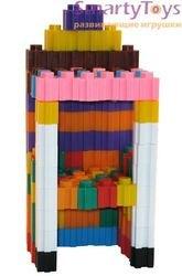 Мозаика напольная Веселая стройка (в коробке, 400 шт) фотография 5